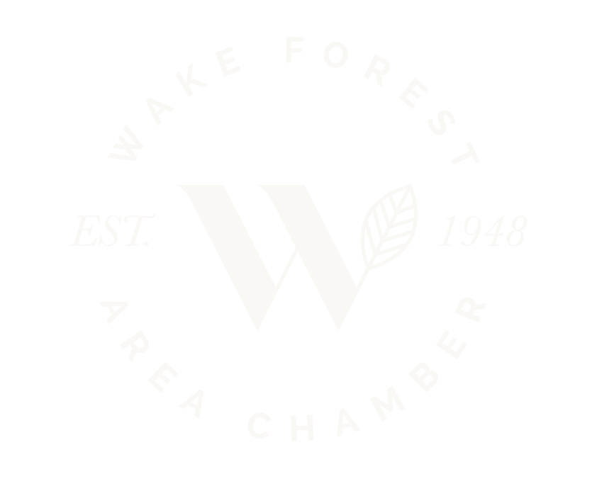 Wake Forest Area Chamber Logo 2